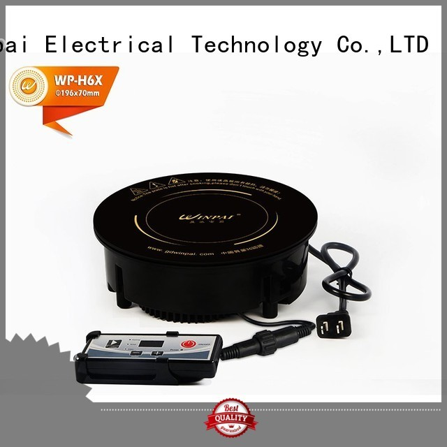 WINPAI wire induction stove top range for restaurant