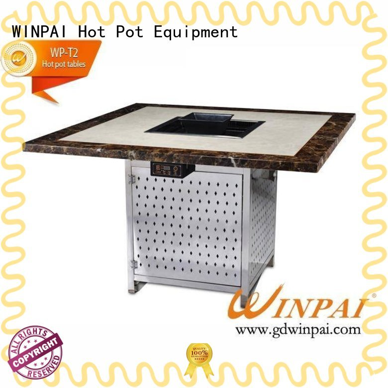 artificial hot pot stockpot manufacturer for cafe