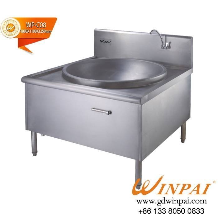 WINPAI commercial induction cooker factory