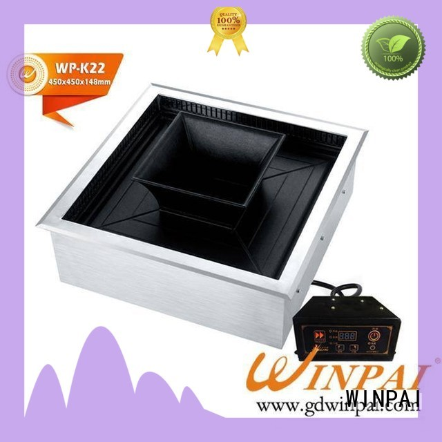 WINPAI cooker outdoor electric grill wholesale for villa