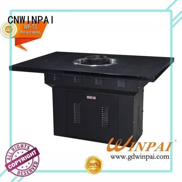 smokeless guangdongfoshanwinpai CNWINPAI Brand shabu pot factory