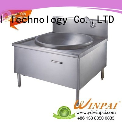 hot pot cooker fashionable for indoor WINPAI