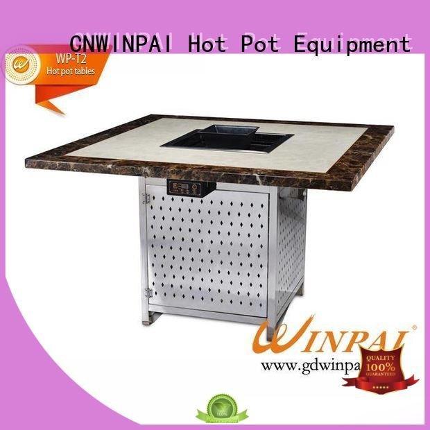 CNWINPAI grills grill hot pot stockpot board solid