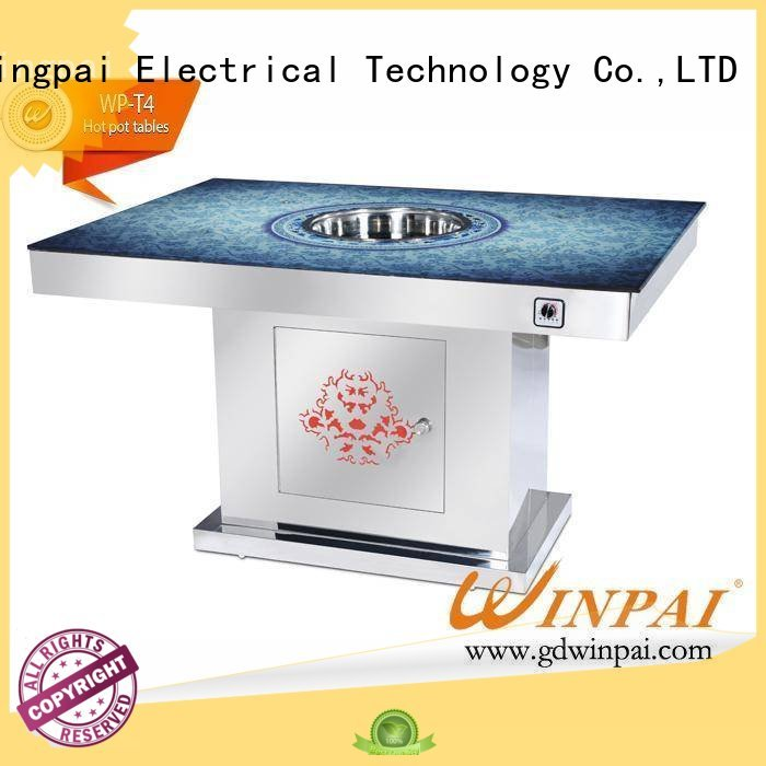 WINPAI New chinese style hot pot factory for restaurant