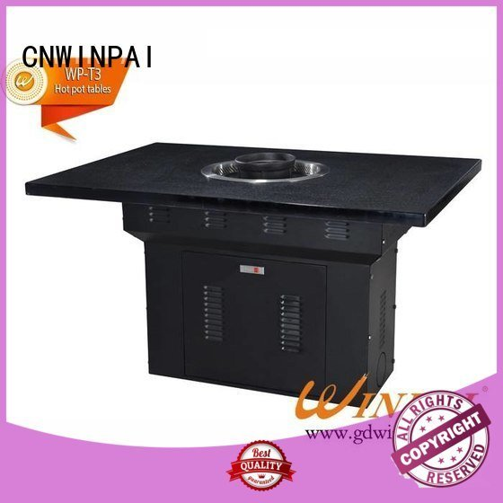 shabu pot winpai design tablewinpai CNWINPAI