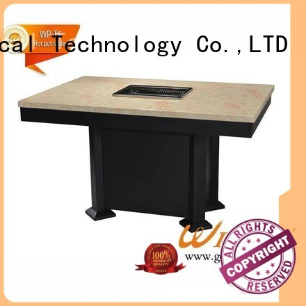 grills korean bbq grill table wholesale for hot pot city WINPAI