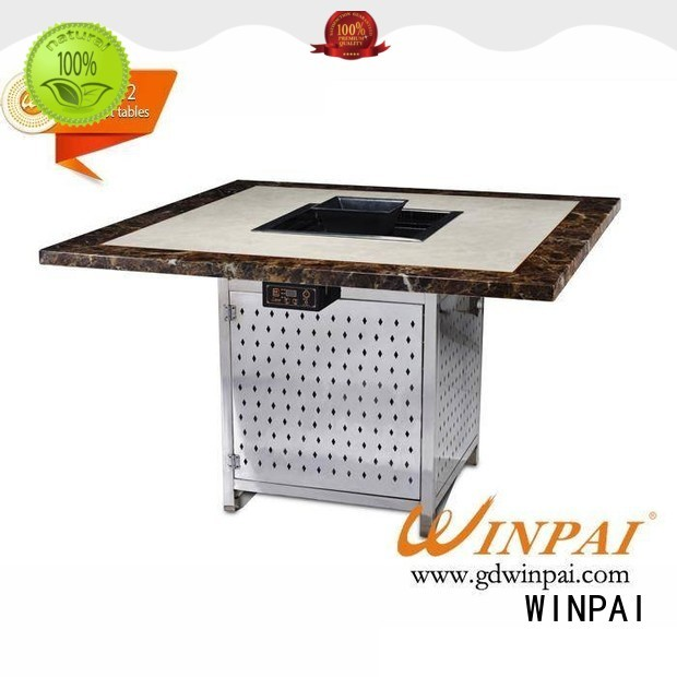 WINPAI professional stainless steel pot supplier for hotpot city