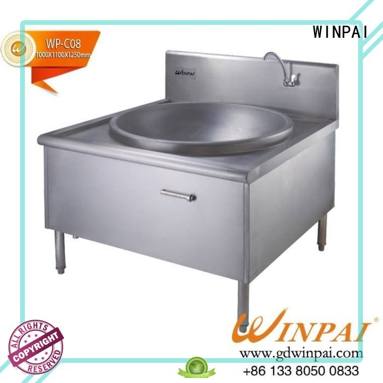 WINPAI commercial electric index stove Supply for restaurant