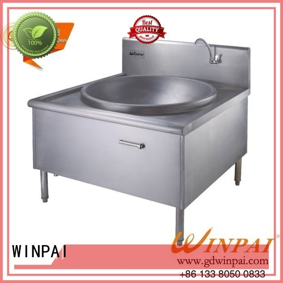 WINPAI stainless hot pot accessories Supply for villa