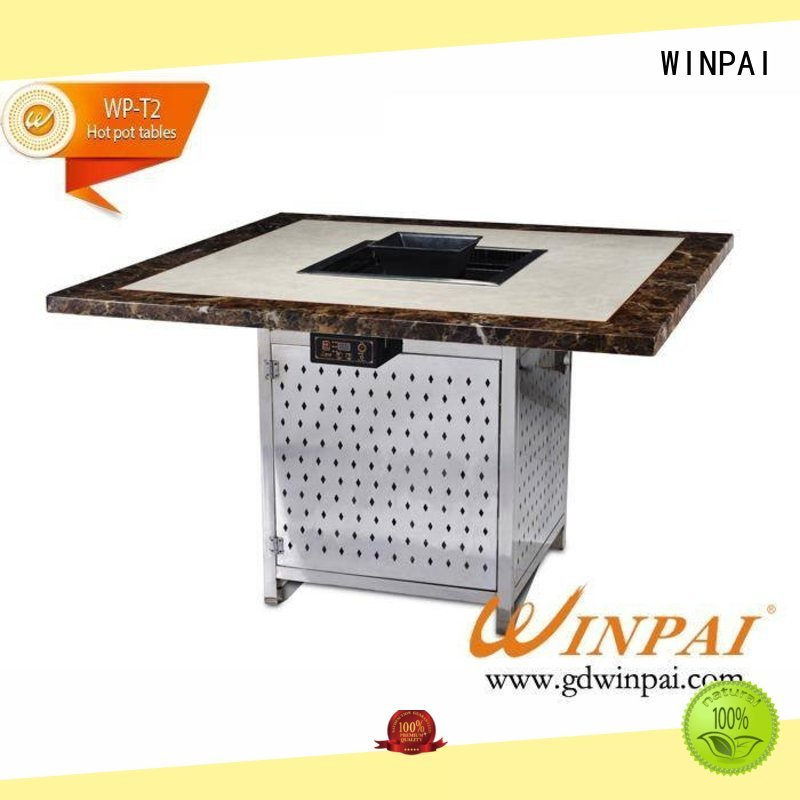 high efficiency chinese hot pot cooking set cast Suppliers for hotpot city