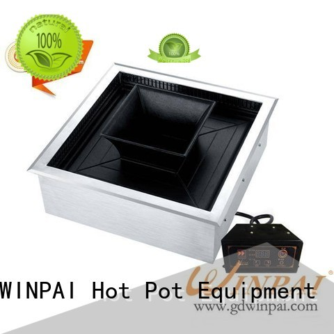 WINPAI korean bbq grill clearance deals with remote control for home