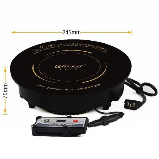 product-Fashionable round hotpot induction cooker WINPAI-WINPAI-img