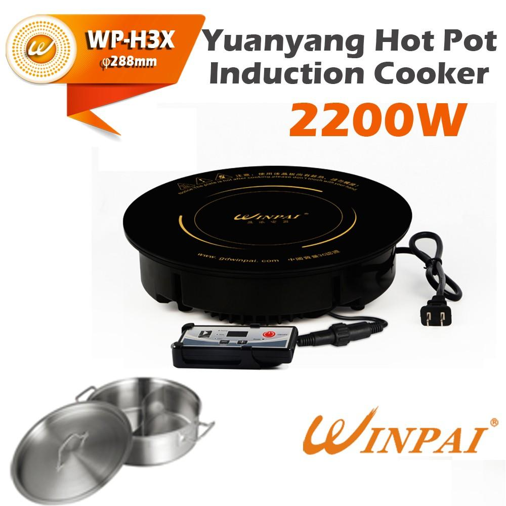 product-WINPAI Drop-in Induction Cooker Hot Pot Induction Cooker-WINPAI-img