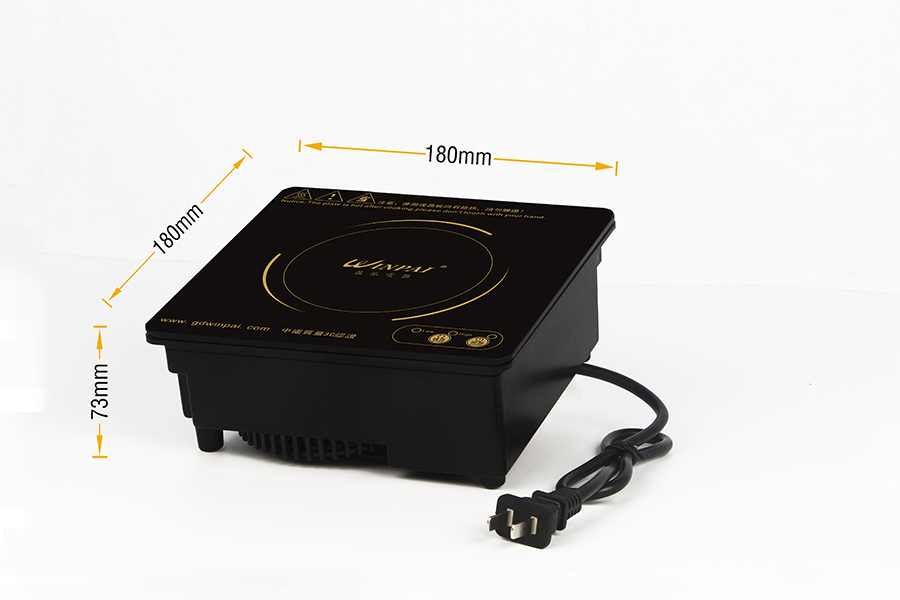 Latest induction top electric range electrical company for restaurant-2