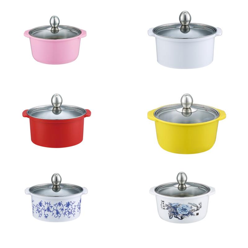 product-Stainless steel anti - hot pot one person a pot of shabu shabu pan-WINPAI-img