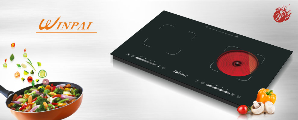 WINPAI electric induction flat top stove factory for restaurant-1