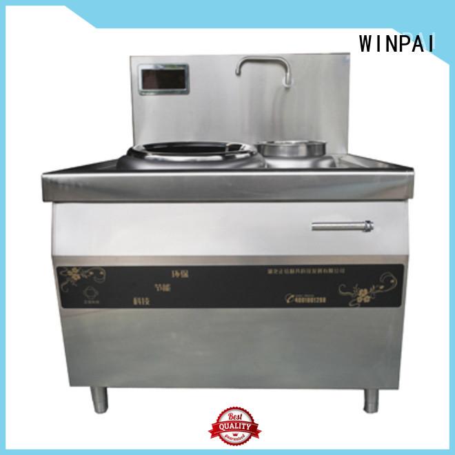 WINPAI professional induction stove deals company for villa