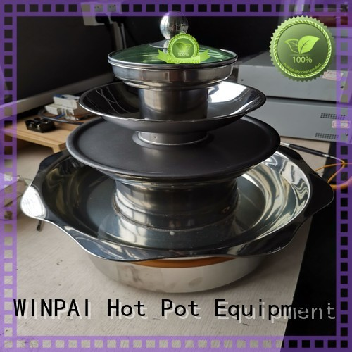 WINPAI grill hot pot cooker manufacture supplier for star hotel
