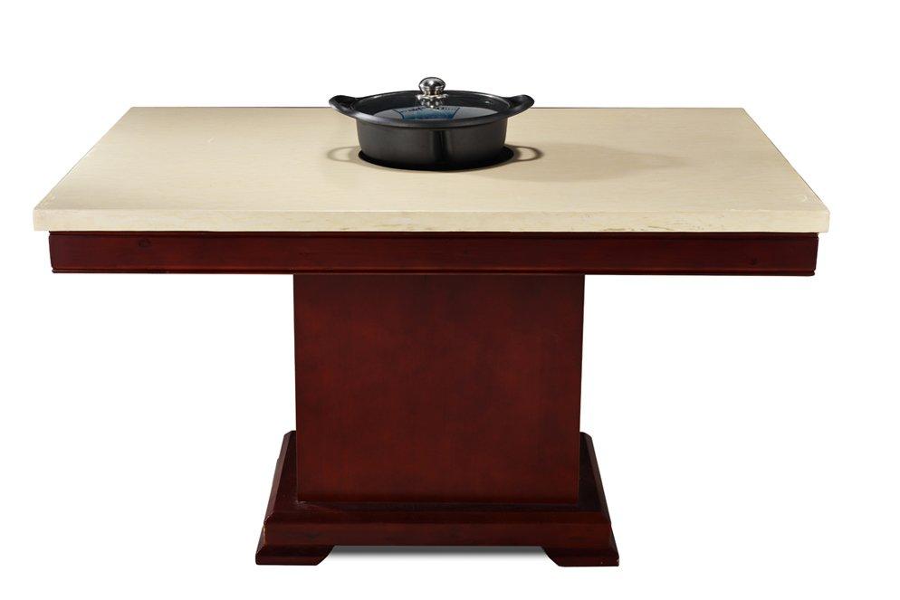 product-WINPAI-Customer Stone Marble Hot pot table factory WINPAI-img