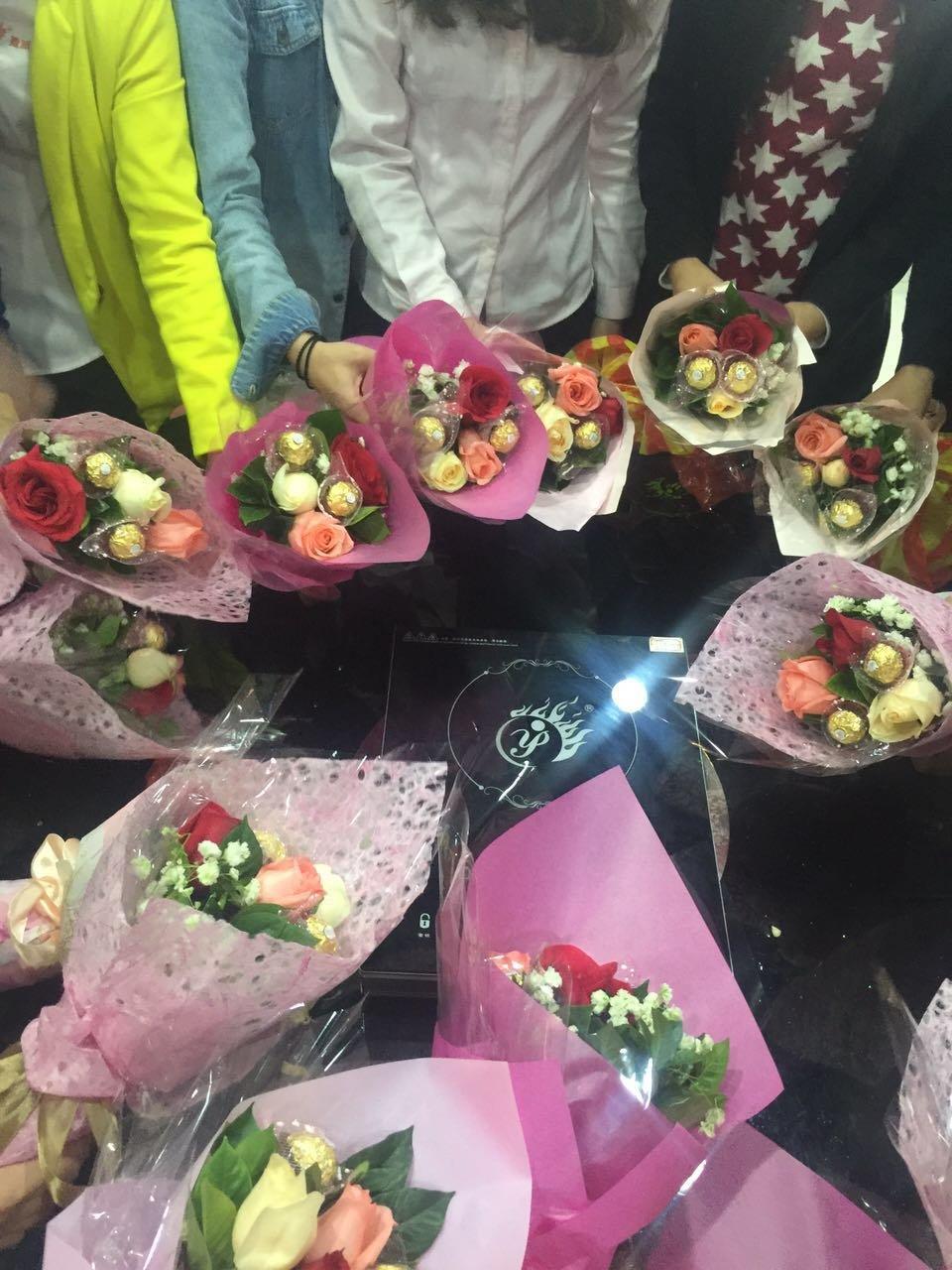 news-WINPAI company celebrated International Womens Day-WINPAI-img