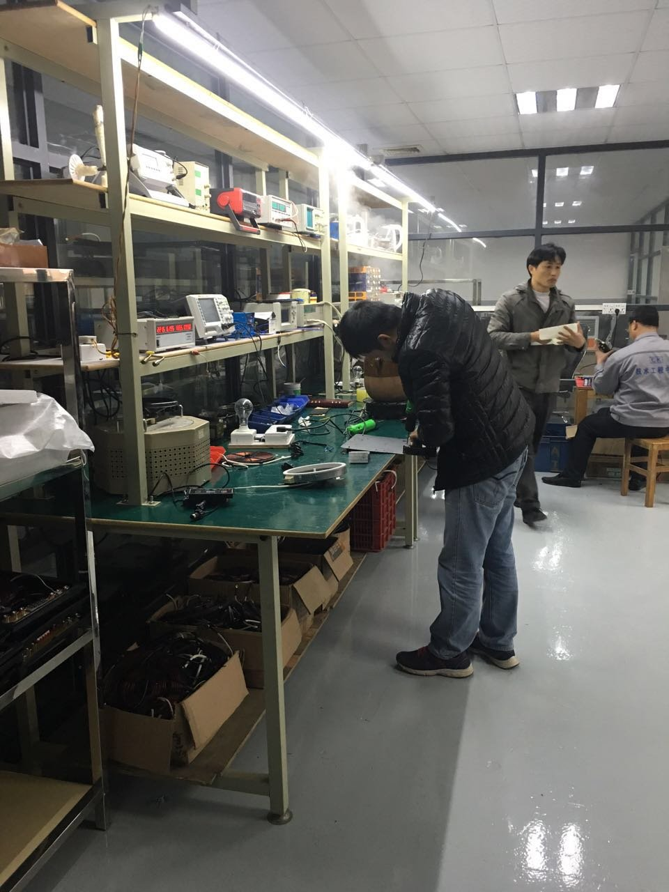 news-Came into WINPAI Technology Center-WINPAI-img