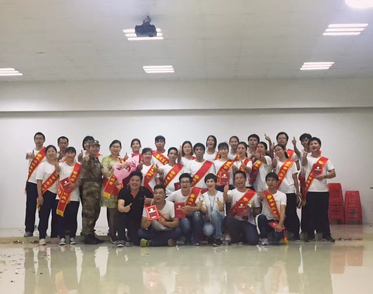 news-Yingpai team-building activity was successfully held in May-WINPAI-img
