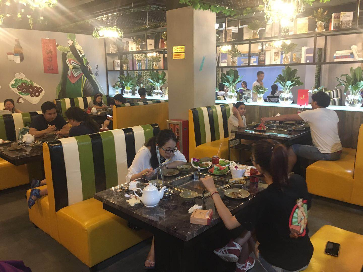 news-WINPAI-FASHION HOT POT restaurant-Guangzhou branch-img