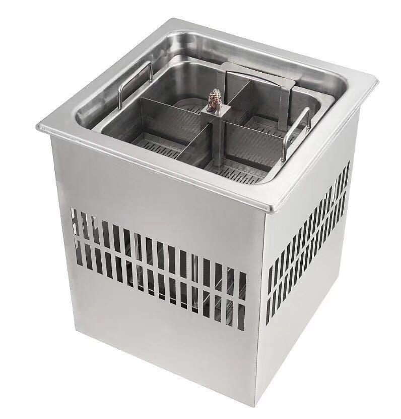 CNWINPAI Smart lifting hot pot cooker