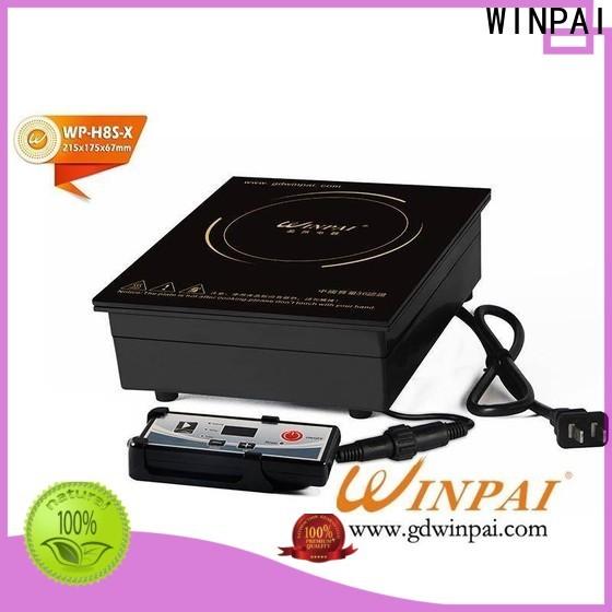 WINPAI steel hot pot cooker Suppliers for restaurant