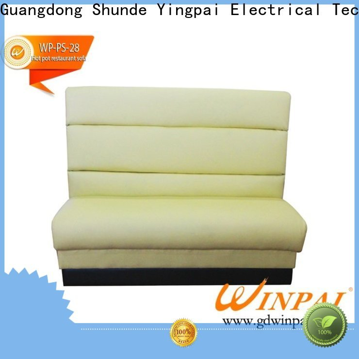 smokeless commercial sofa sofahotel factory for hotel