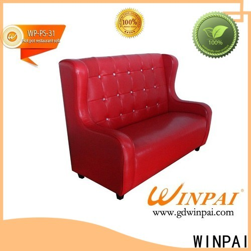 professional sofa manufacturers cafe company for hotel