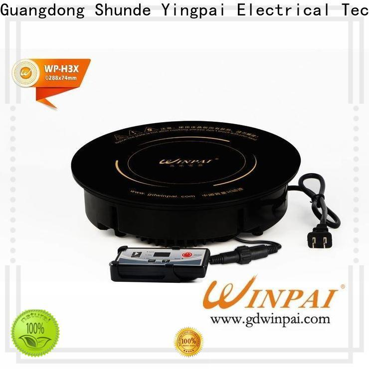 WINPAI cooktop induction plate cost Supply for restaurant