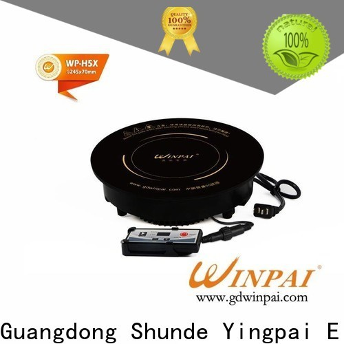 WINPAI stove cooker for induction cooktop manufacturers for restaurant