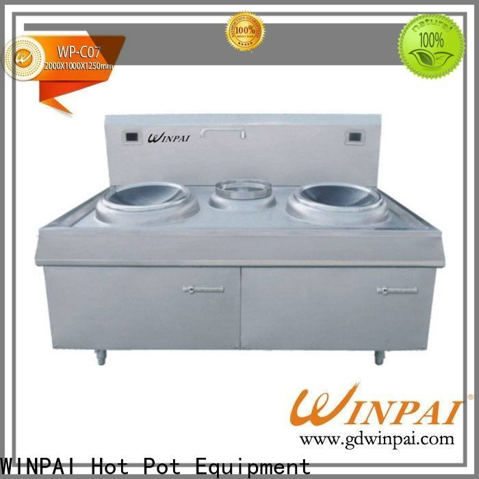 professional induction stove top with oven freestanding for business for indoor