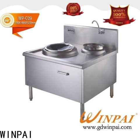 WINPAI low best price for induction cooker manufacturer for villa
