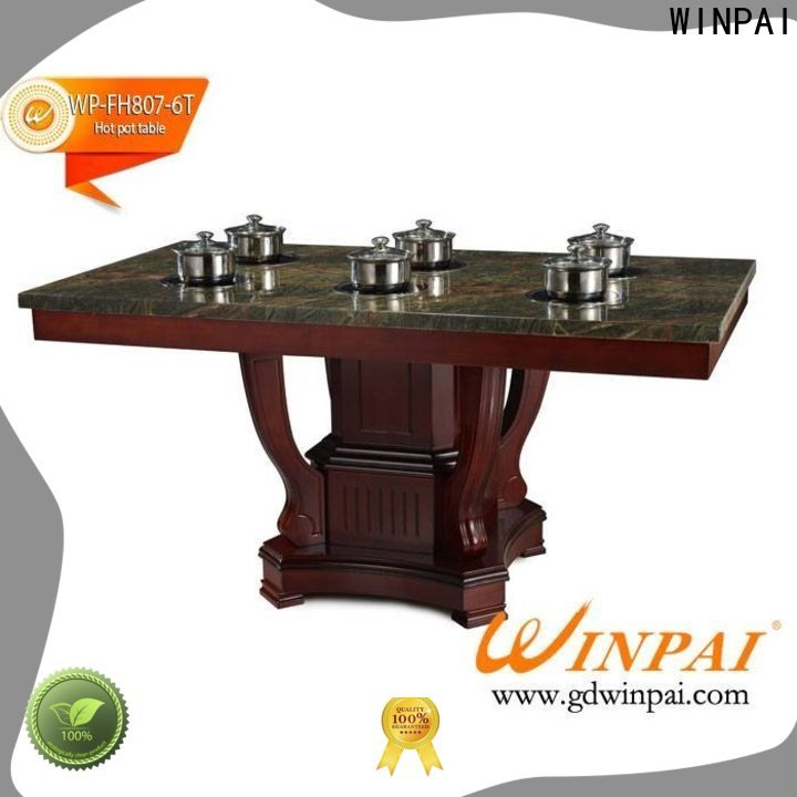 WINPAI stainless steel pot Supply for star hotel
