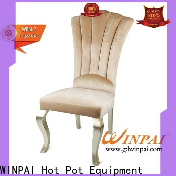 WINPAI winpai easy chair wooden furniture Suppliers for dinning room