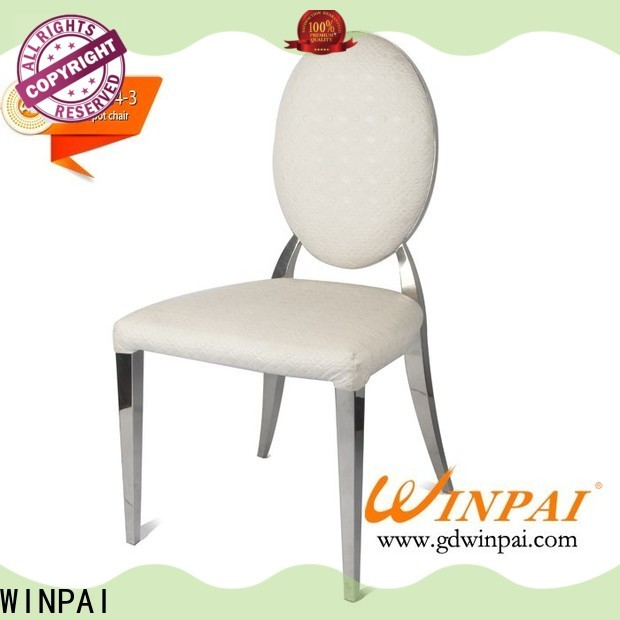 WINPAI chairparty single metal chair for business for dinning room