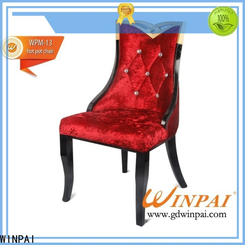 Best black wood chairs sale hotel Supply for home