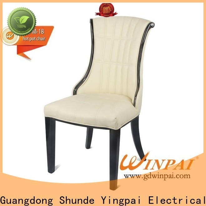 Top chunky wood chairs hotel manufacturers for dinning room