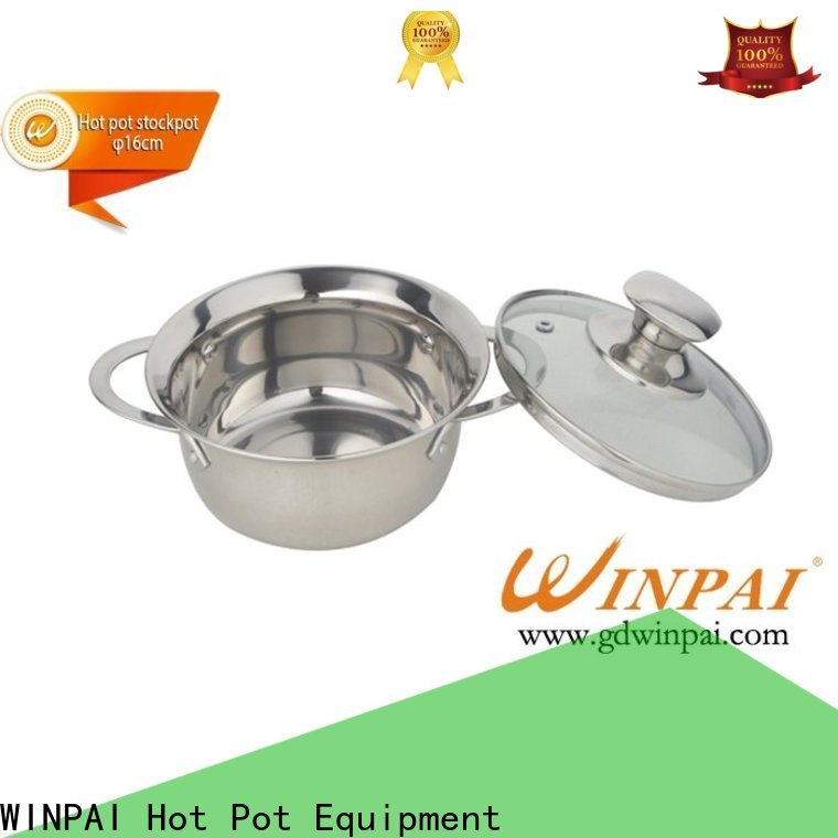 WINPAI tools chinese hot pot appliance manufacturer for home