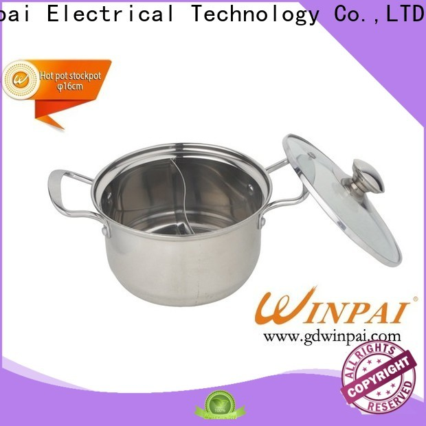 WINPAI Best electric chinese hot pot for sale for business for villa