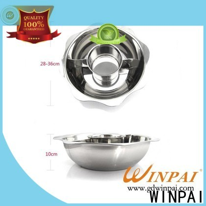 WINPAI Best made in china hot pot price for business for home