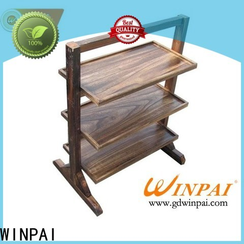 WINPAI dish trolley steak & seafood restaurant for business for indoor
