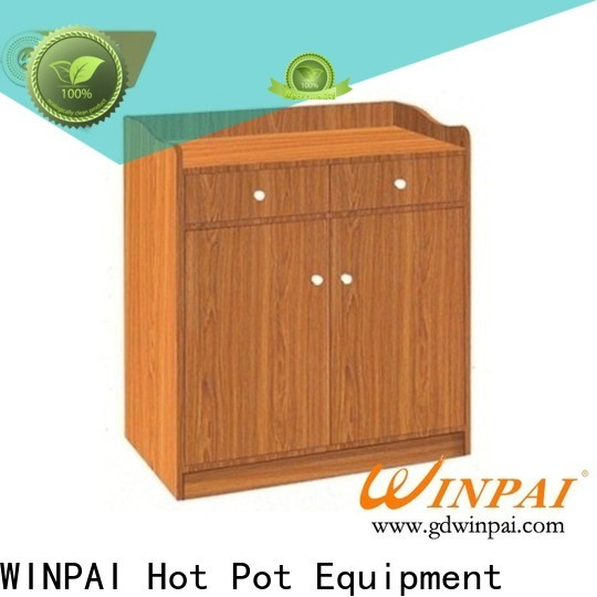 WINPAI luxury storage box for tea Supply for hotels