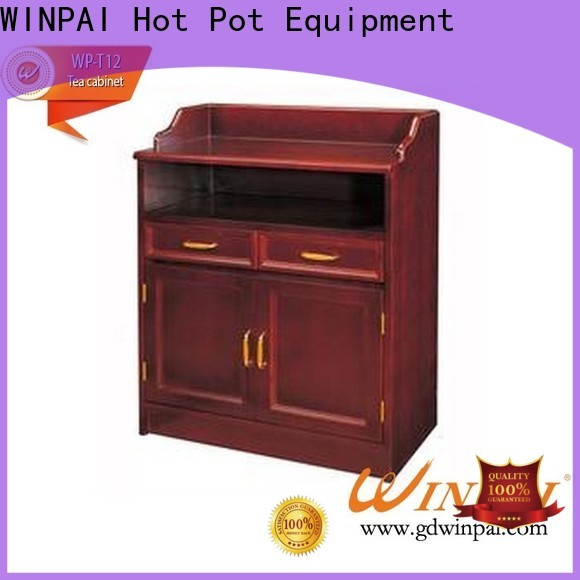 WINPAI Custom 6 apple square deal factory for hot pot shop