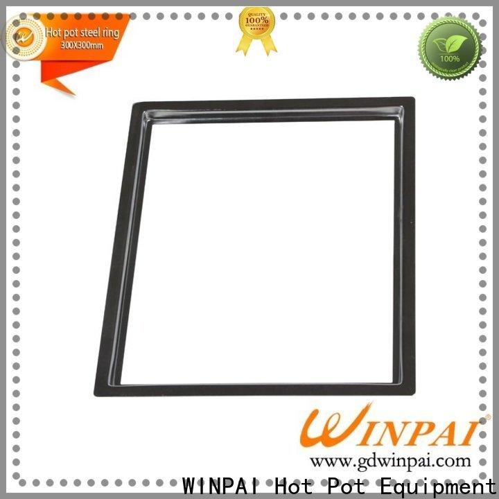 WINPAI by Hot Pot Steel Ring supplier for restaurants