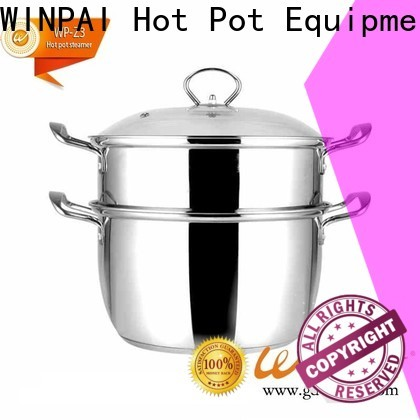 WINPAI features pots and pans shop manufacturer for indoor