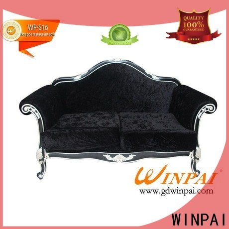 WINPAI Wholesale commercial furniture sofa Suppliers for hotel