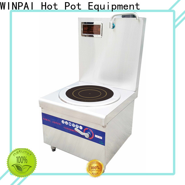 WINPAI wok cooking induction stove company for indoor